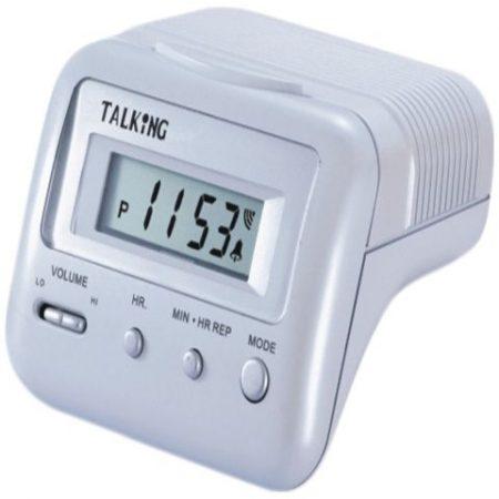 говорещ настолен часовник