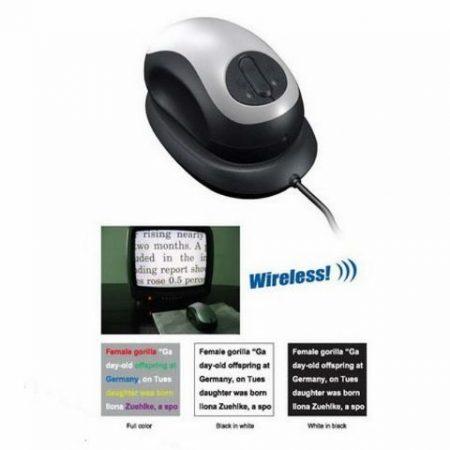 Електронен увеличител безжична мишка
