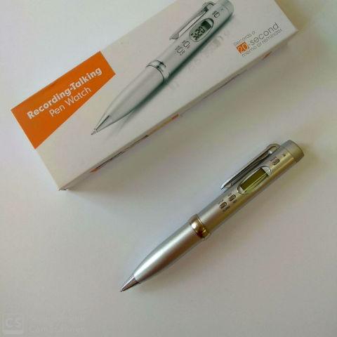 говореща писалка за бележки